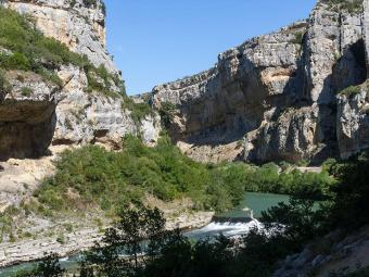 Reserva Natural Foz de Lumbier