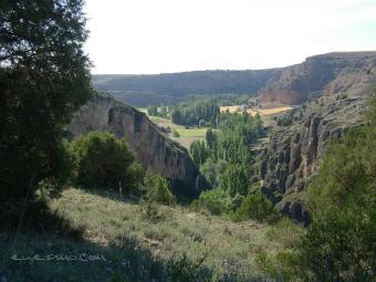 Parque Natural de Hoces del Río Riaza