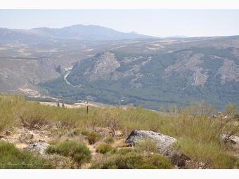 Sierras de la Paramera y Serrota en Ávila